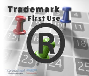 Trademark First Use