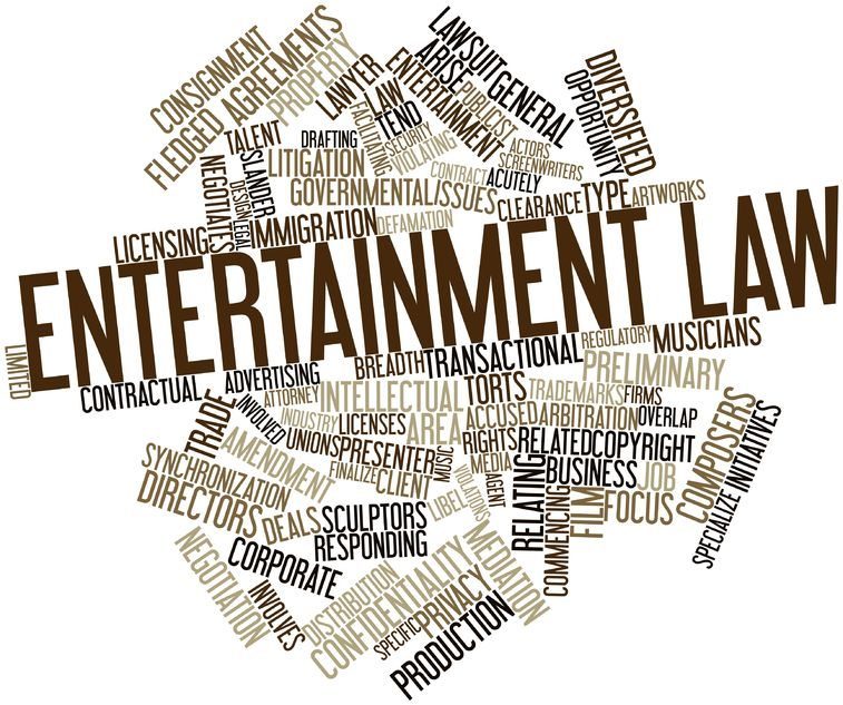 Entertainment Law: What Celebrities and Athletes Should Know
