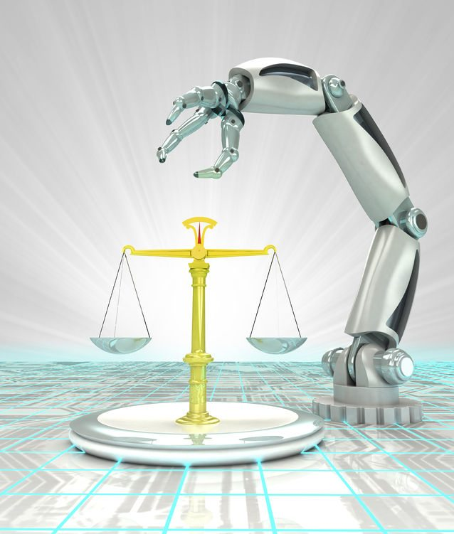 artificial intelligence legal issues