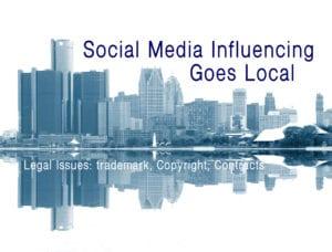 social media influencing